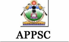 APPSC Recruitment 2020 – Apply Online For Various Assistant Posts