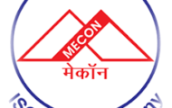 MECON Recruitment 2021 – 172 Officer Posts | Apply Now