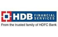 HDB Financial Recruitment 2021 – Various Area Manager Posts | Apply Now